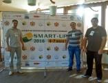 Представители ТГТУ на Smart-Up 2016